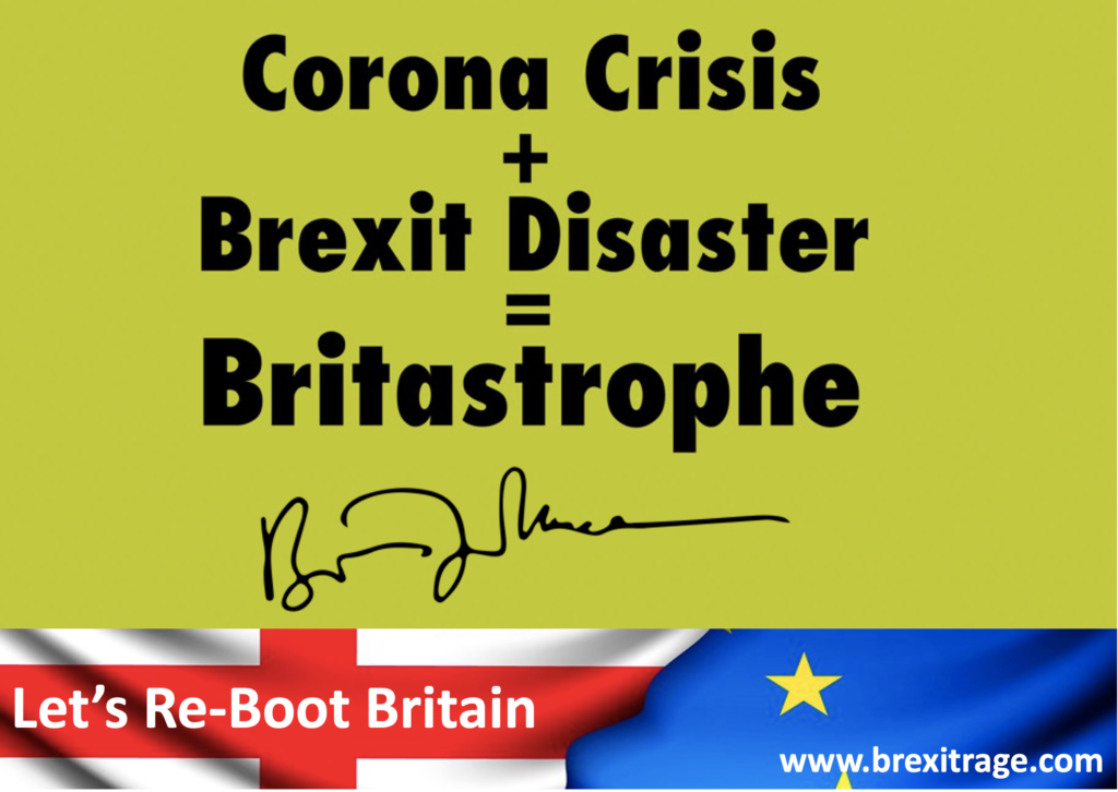 Re-Boot Britain - Suspend Brexit  End Britastrophe