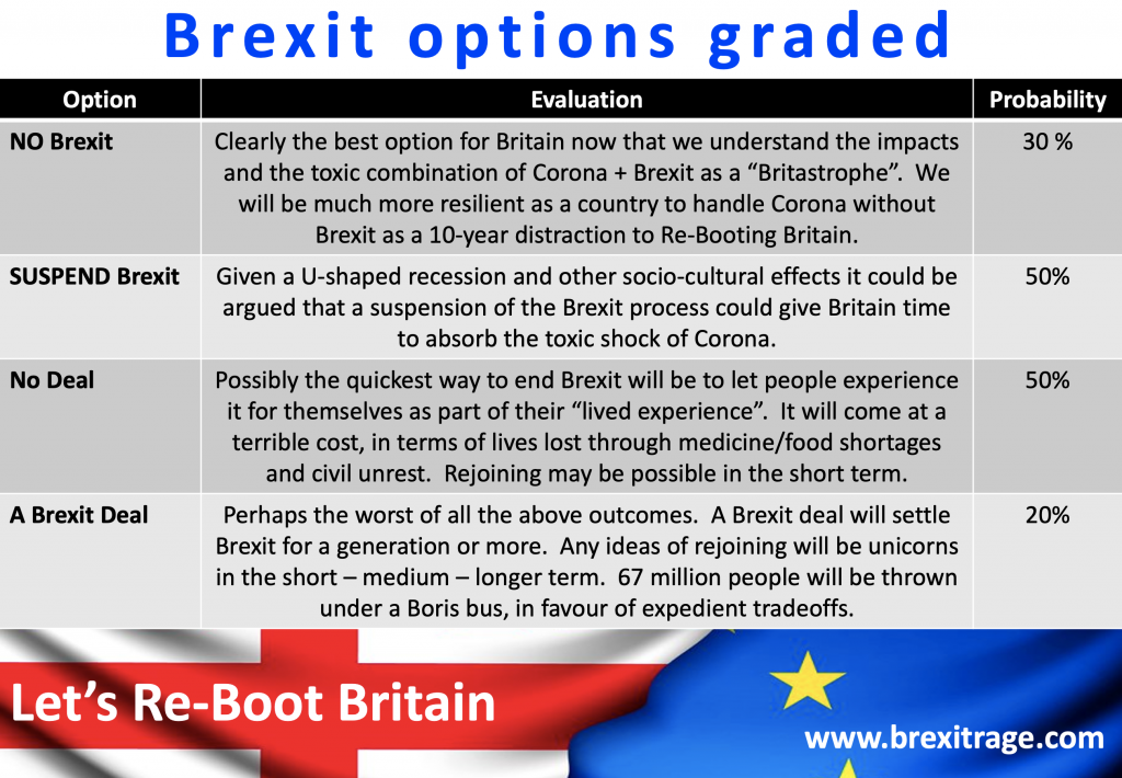 Brexit Choices for a Better Britain