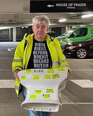 Flush Brexit
