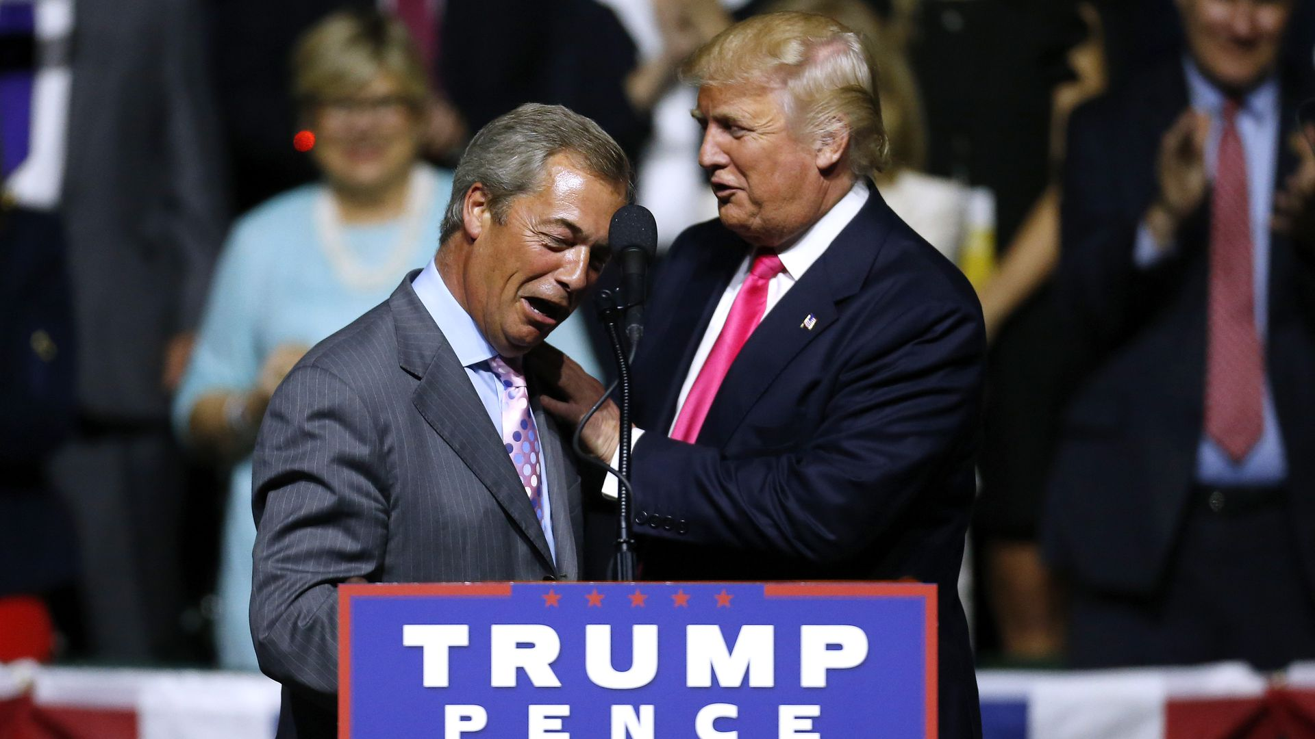 Brexit Trumped