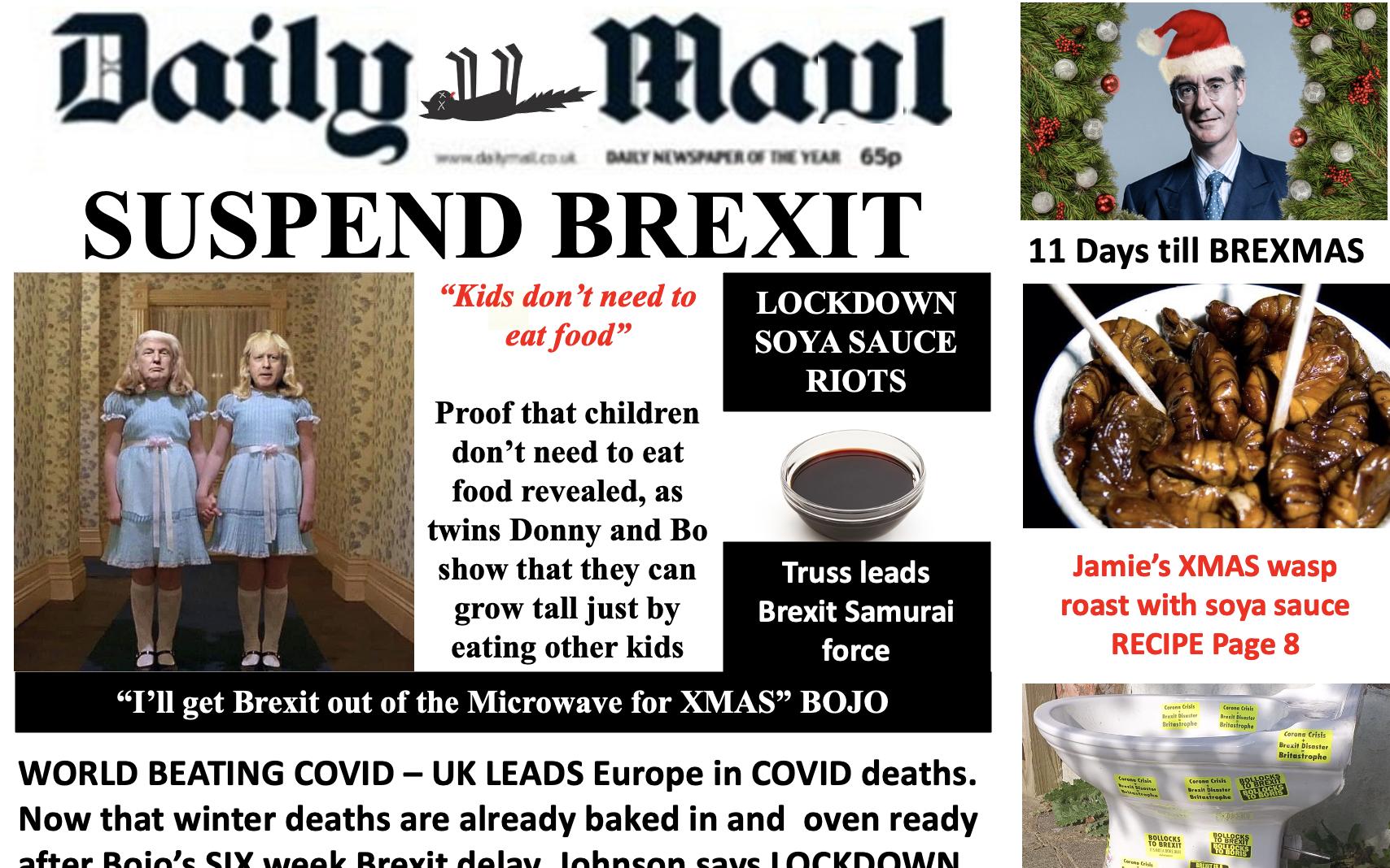 SuspEND Brexit
