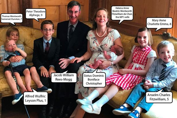 The Mogg Family