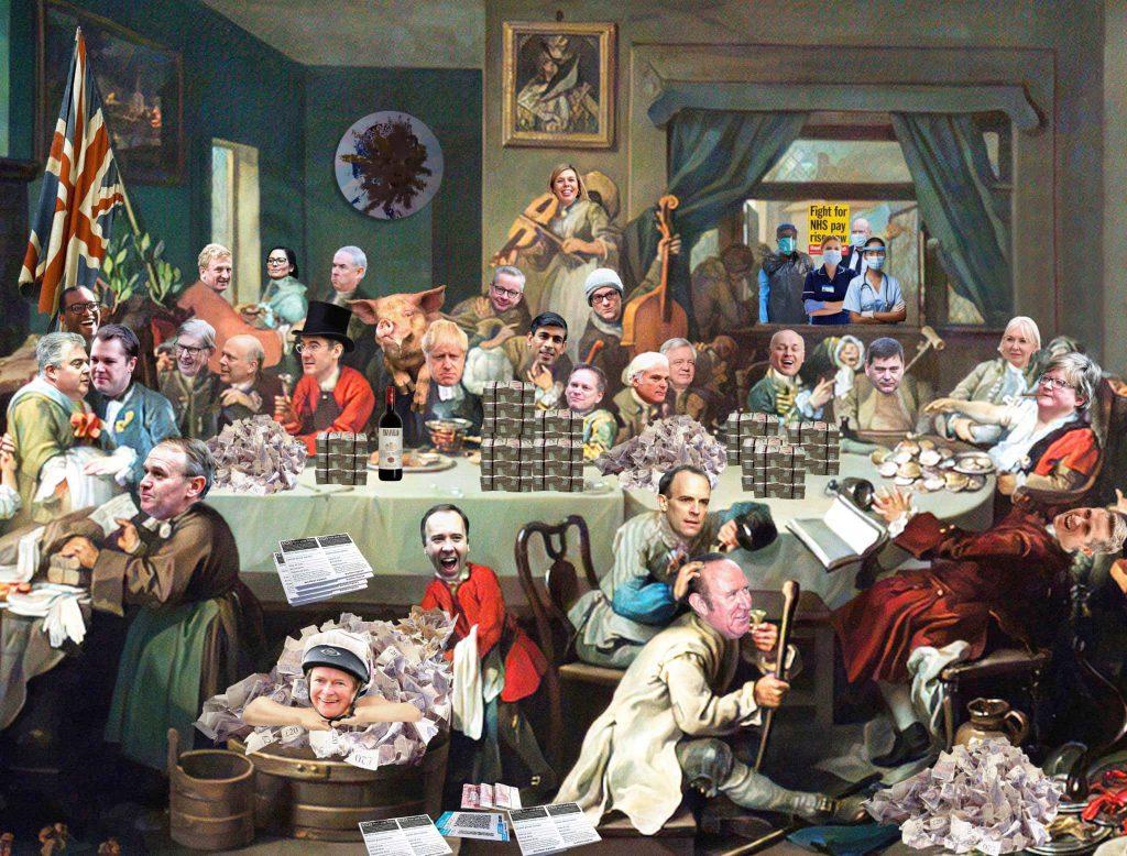 Tory Cronyism