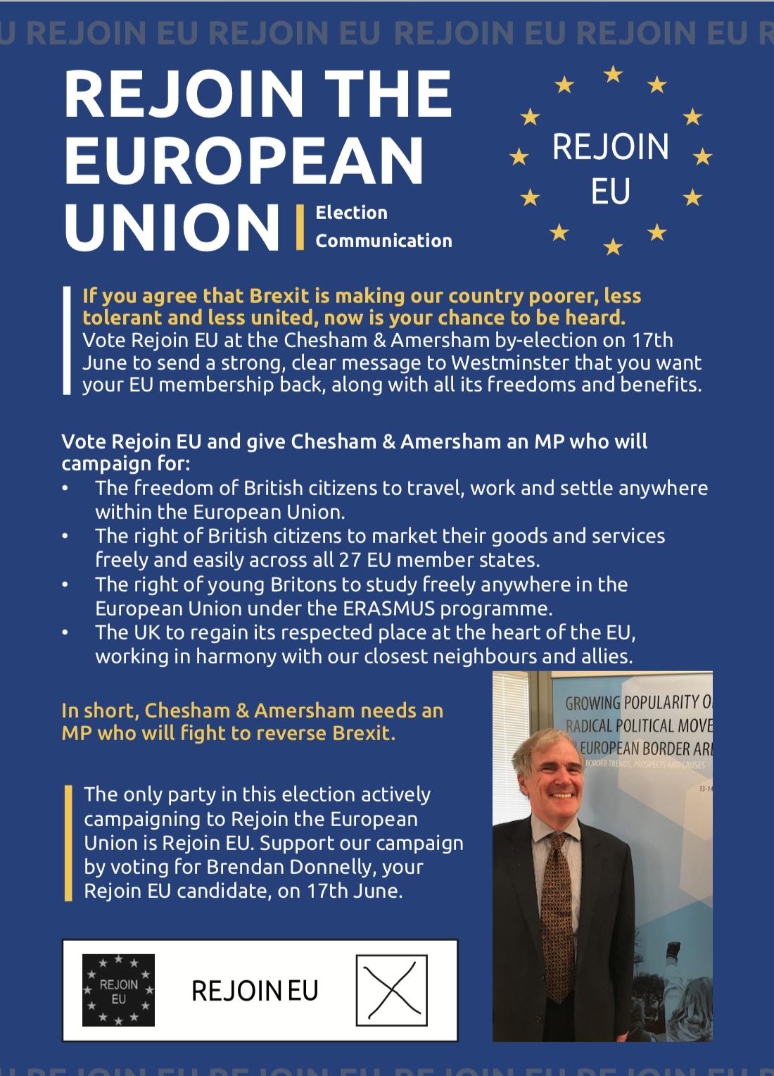 Rejoin EU